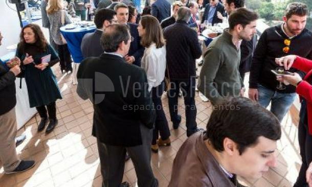 eventos corporativos en Terraza Doña Manuela