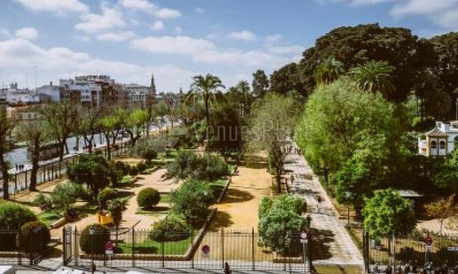 Jardines de Murillo en Terraza Doña Manuela