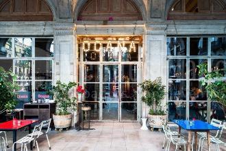 Restaurantes con espectáculo: Espacio Ocaña