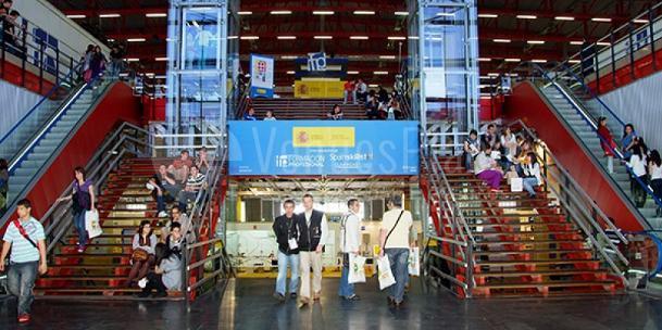 Organiza tus eventos de empresa en el  Pabellón de Cristal (Madrid Destino)