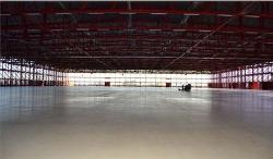 Interior planta baja, eventos de empresa en el  Pabellón de Cristal (Madrid Destino)