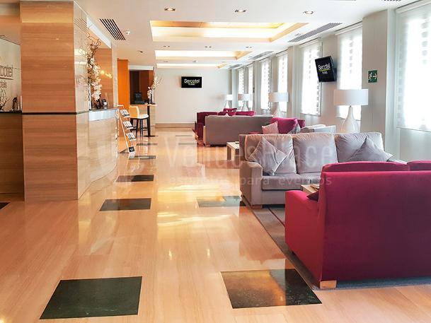 Interior 6 en Sercotel Alcalá 611