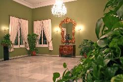 Salón de los espejos Palacio Monte Moramar