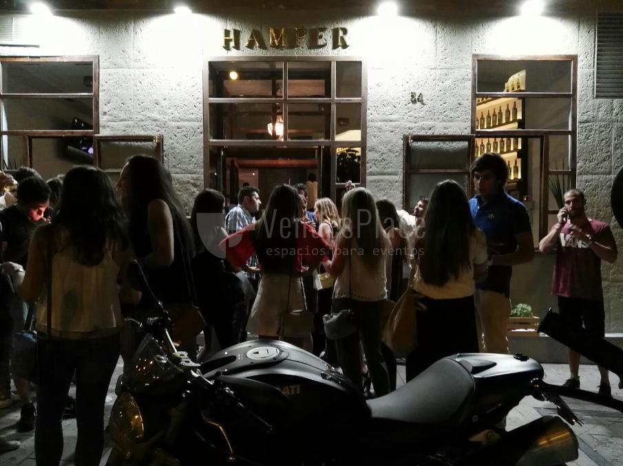 Exterior 1 en Hamper
