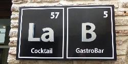 Interior 10 en Lab Cocktail Bar