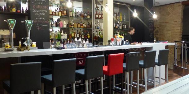 Interior 2 en Lab Cocktail Bar