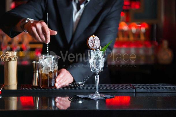 Interior 8 en Lab Cocktail Bar