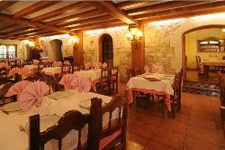 Interior Hotel Santo Domingo de Silos