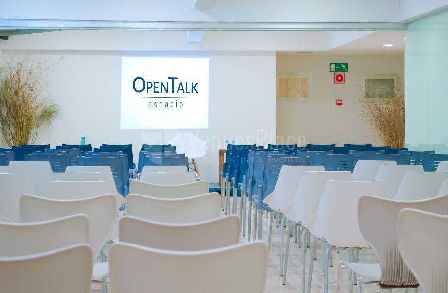 Sala Auditorium Open Talk