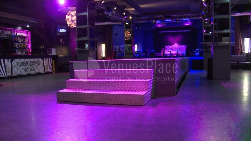 Eventos de empresa únicos, actividades team building en Discoteca Zenith