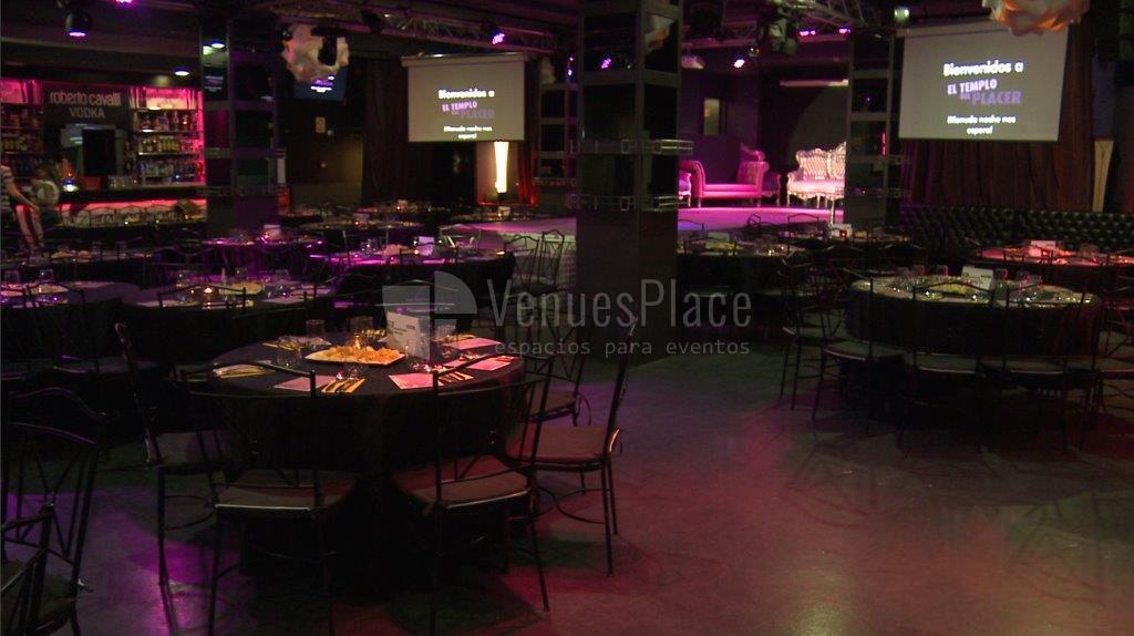 Fiestas de navidad, fiestas de graduación, fiestas de cumpleaños en Discoteca Zenith