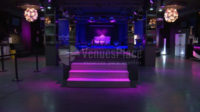 discoteca zenith eventos y celebraciones en madrid