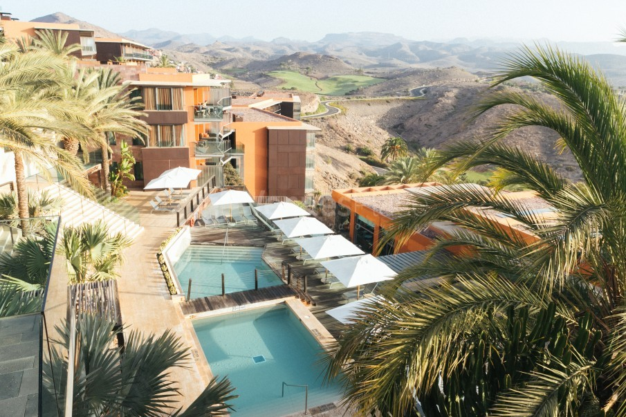 Salobre Hotel Resort & Serenity - Pools