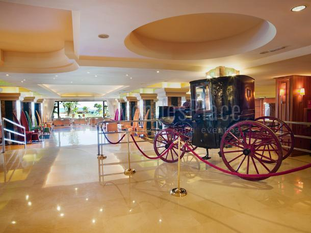 Decoraciones únicas para tus eventos en Hotel MS Amaragua