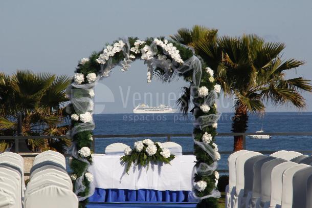 Celebra la boda perfecta en Hotel MS Amaragua