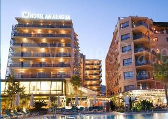 Jardines: HOTEL MS AMARAGUA