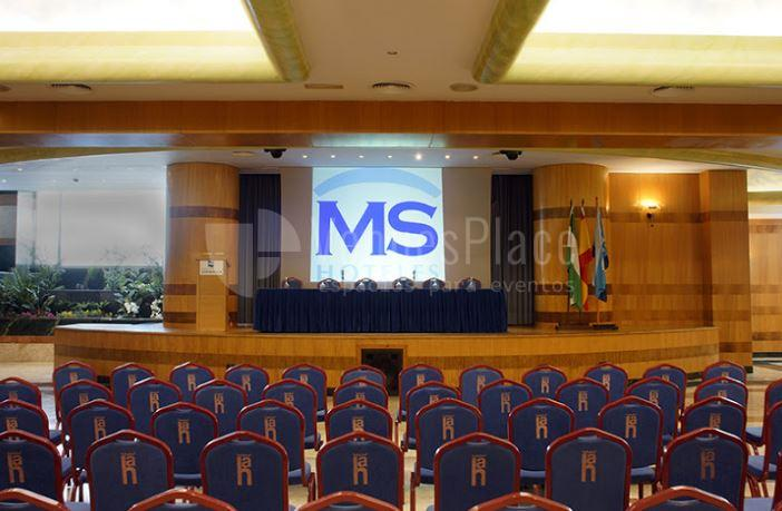 Celebra tu evento de empresa en Hotel MS Amaragua