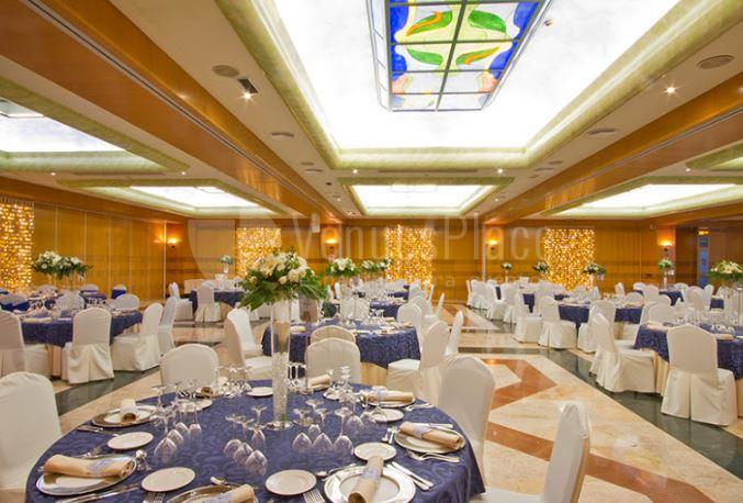 Banquetes perfectos para tu boda ideal en Hotel MS Amaragua