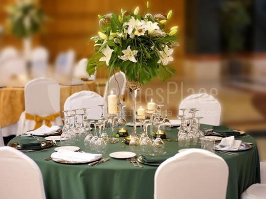 Eventos sociales, bodas, cenas de gala en Hotel MS Amaragua