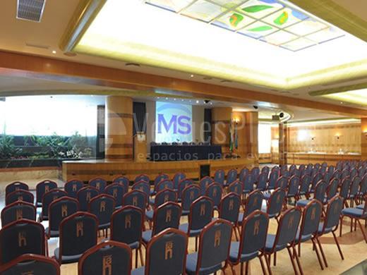 Reuniones de empresa, convenciones en Hotel MS Amaragua