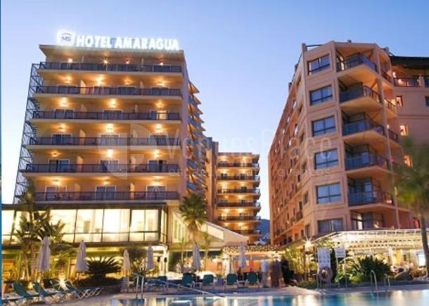 Celebra tu evento en Hotel MS Amaragua