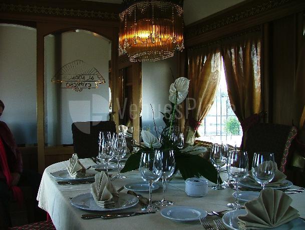 Interior 7 en Restaurante Al Andalus Expreso