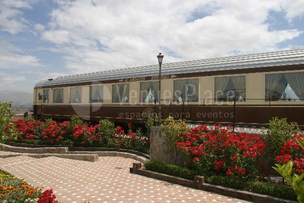 Un espacio unico, Restaurante Al Andalus Expreso