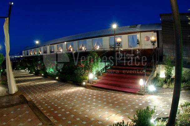 Veladas inolvidables en Restaurante Al Andalus Expreso