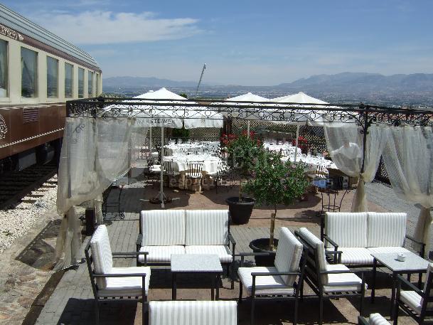 Comodidad y diversión a tu disposició en Restaurante Al Andalus Expreso