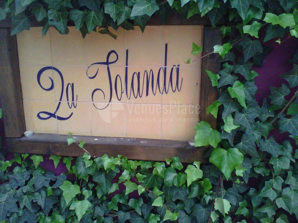 Exterior 5 en La Yolanda celebraciones