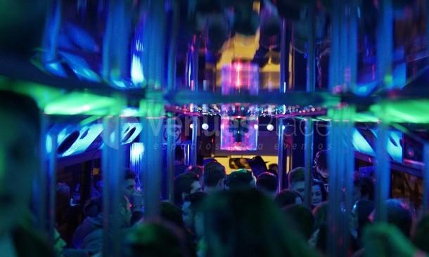 Interior 1 en Partybus Barcelona