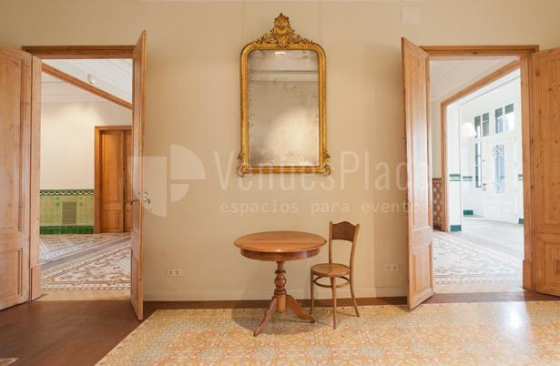 Interior 5 en Torre Amat
