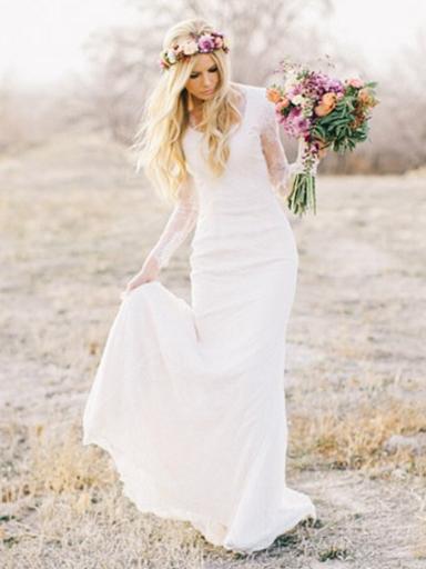 coronas de flores para las novias de 2015 - venuesplace
