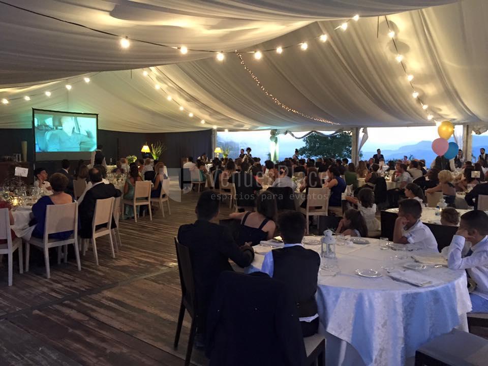 Montaje eventos en Hacienda La Biznaga