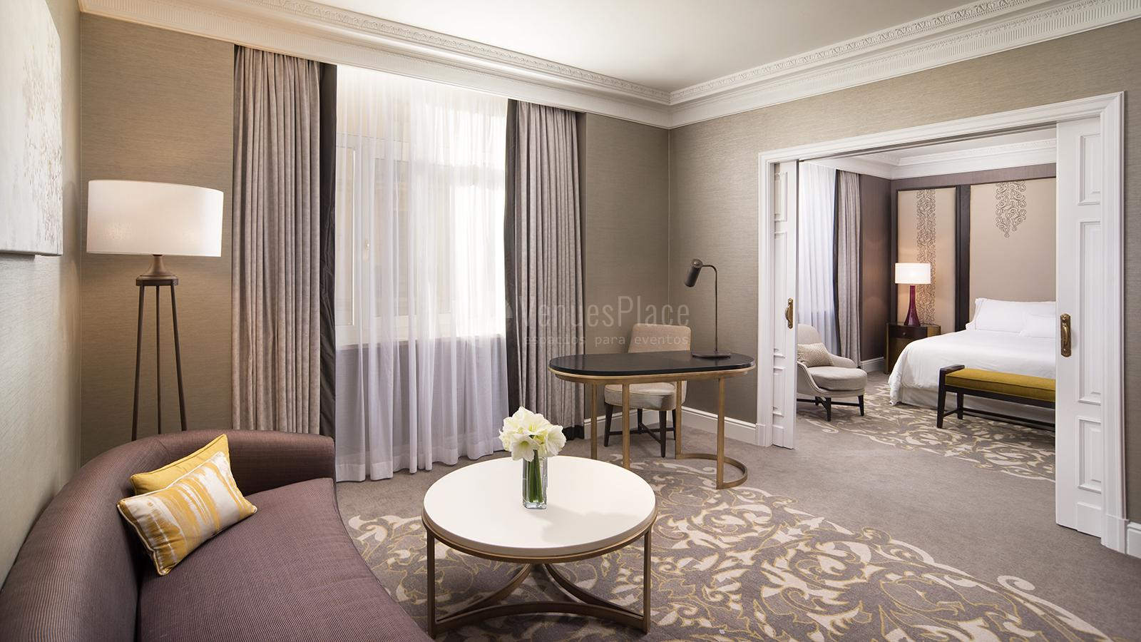 Junior Suite en The Westin Palace Madrid