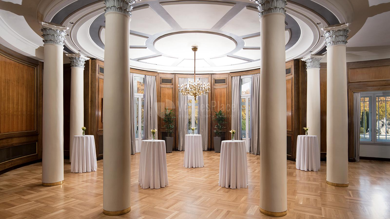 Salón Cánovas en The Westin Palace Madrid
