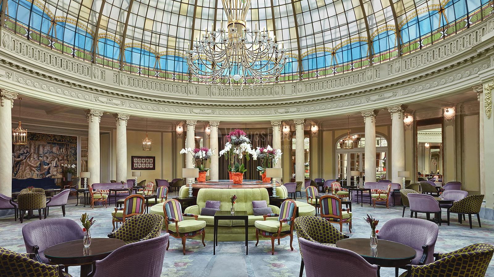 Restaurante La Rotonda en The Westin Palace, Madrid