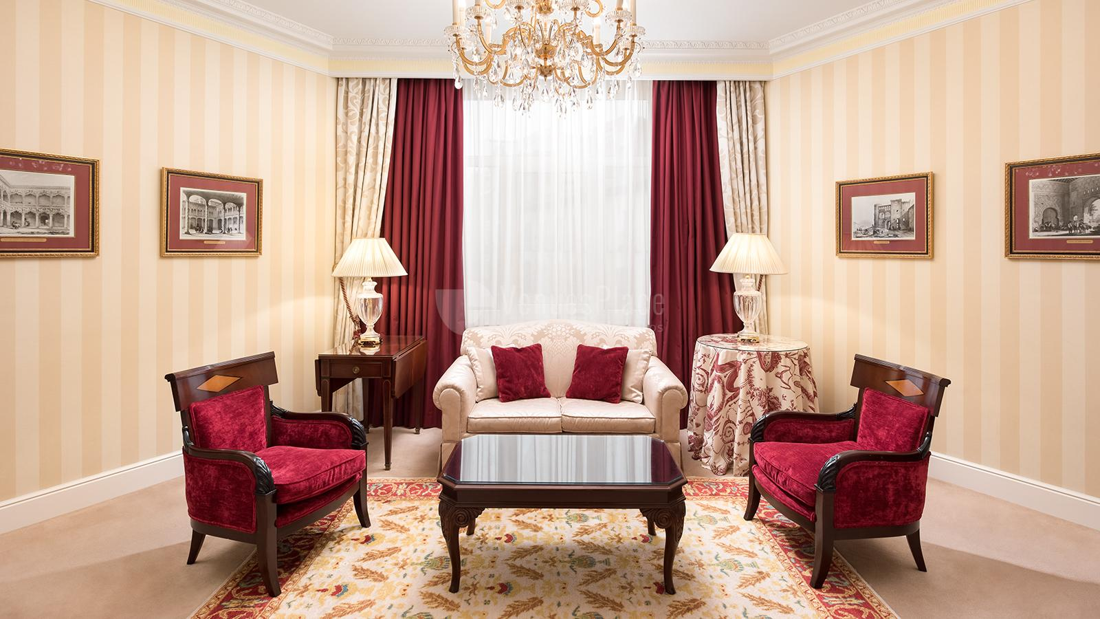 Suite Ejecutiva Clásica en The Westin Palace Madrid