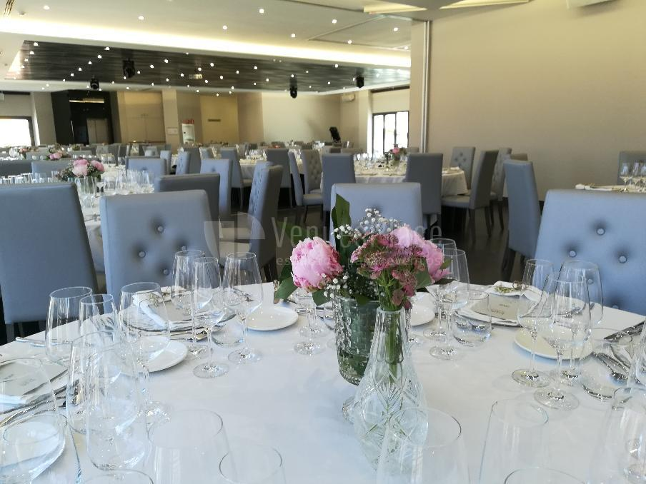 Montajes para bodas, comuniones y otros eventos en Hotel & Spa Ciudad de Binéfar