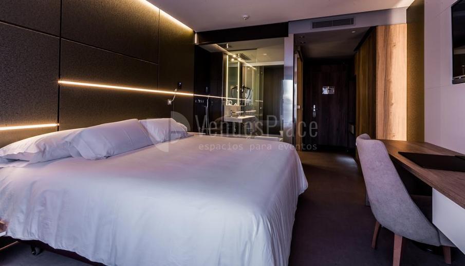 Alojamiento para grupos en Hotel & Spa Ciudad de Binéfar