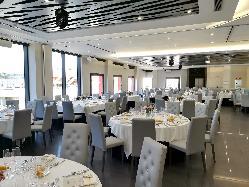 Salón para eventos en en Hotel & Spa Ciudad de Binéfar