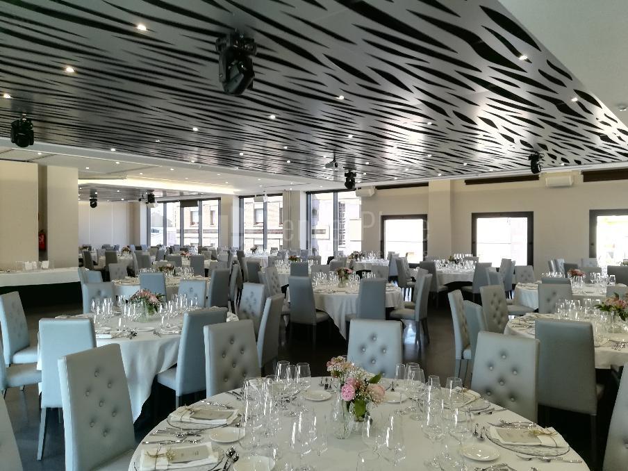 Montajes para eventos en Hotel & Spa Ciudad de Binéfar
