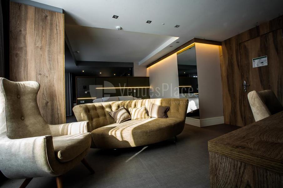 Exclusivas instalaciones para tus eventos en Hotel & Spa Ciudad de Binéfar
