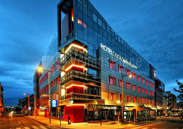 Celebra un evento perfecto en Hotel & Spa Ciudad de Binéfar