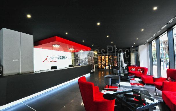Disfruta de los fantásticos espacios que te ofrece Hotel & Spa Ciudad de Binéfar