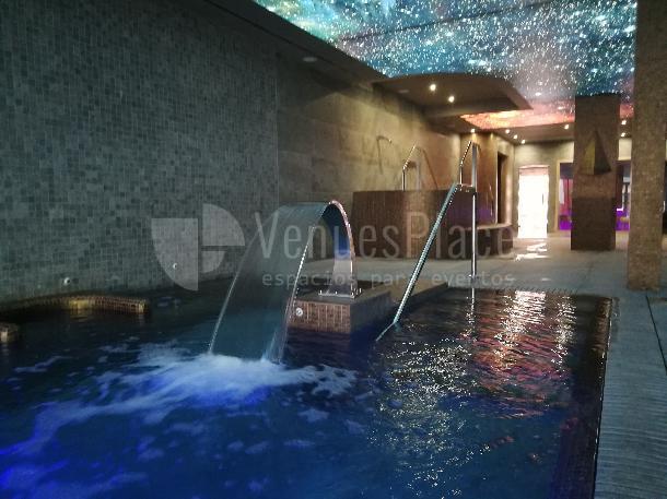 Valor añadido para tu evento en spa  Hotel & Spa Ciudad de Binéfar