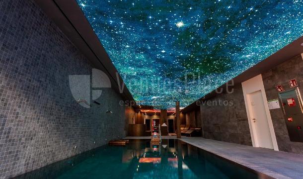 Ambiente relajante y exclusivo en Hotel & Spa Ciudad de Binéfar