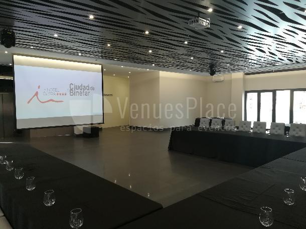 Eventos corporativos en Hotel & Spa Ciudad de Binéfar
