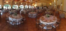 Montaje en Banquete Interior Salón La Compañía