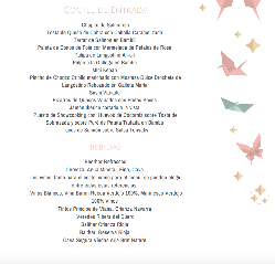 Cóctel de Bienvenida en Palacio de Galápagos
